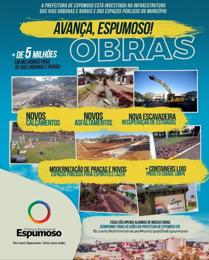 Prefeitura de Espumoso segue investindo no Berçário Industrial
