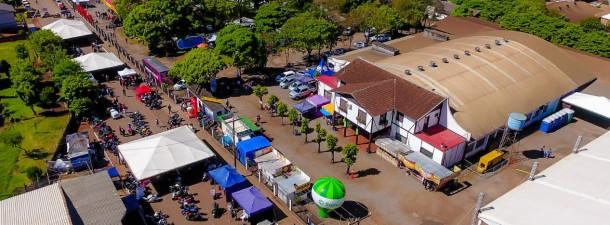 Ibirubá já está preparada para receber o público em mais uma Expoibi
