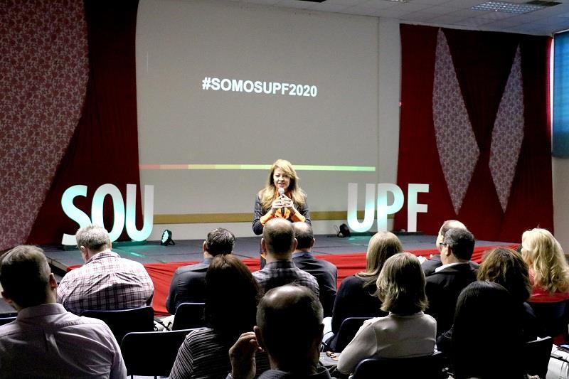 UPF apresenta campanha do Vestibular de Verão para a comunidade