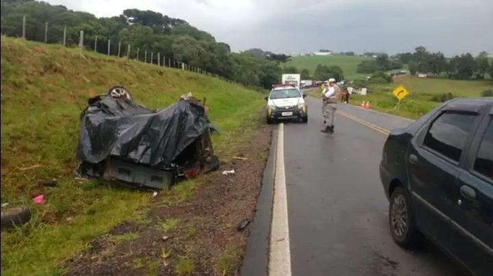 Professora universitária morre em acidente na ERS 324, no Norte do RS