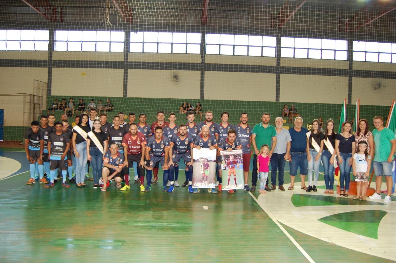 Taça 50 anos Coagrisol atraiu bom público na rodada inicial em Mormaço