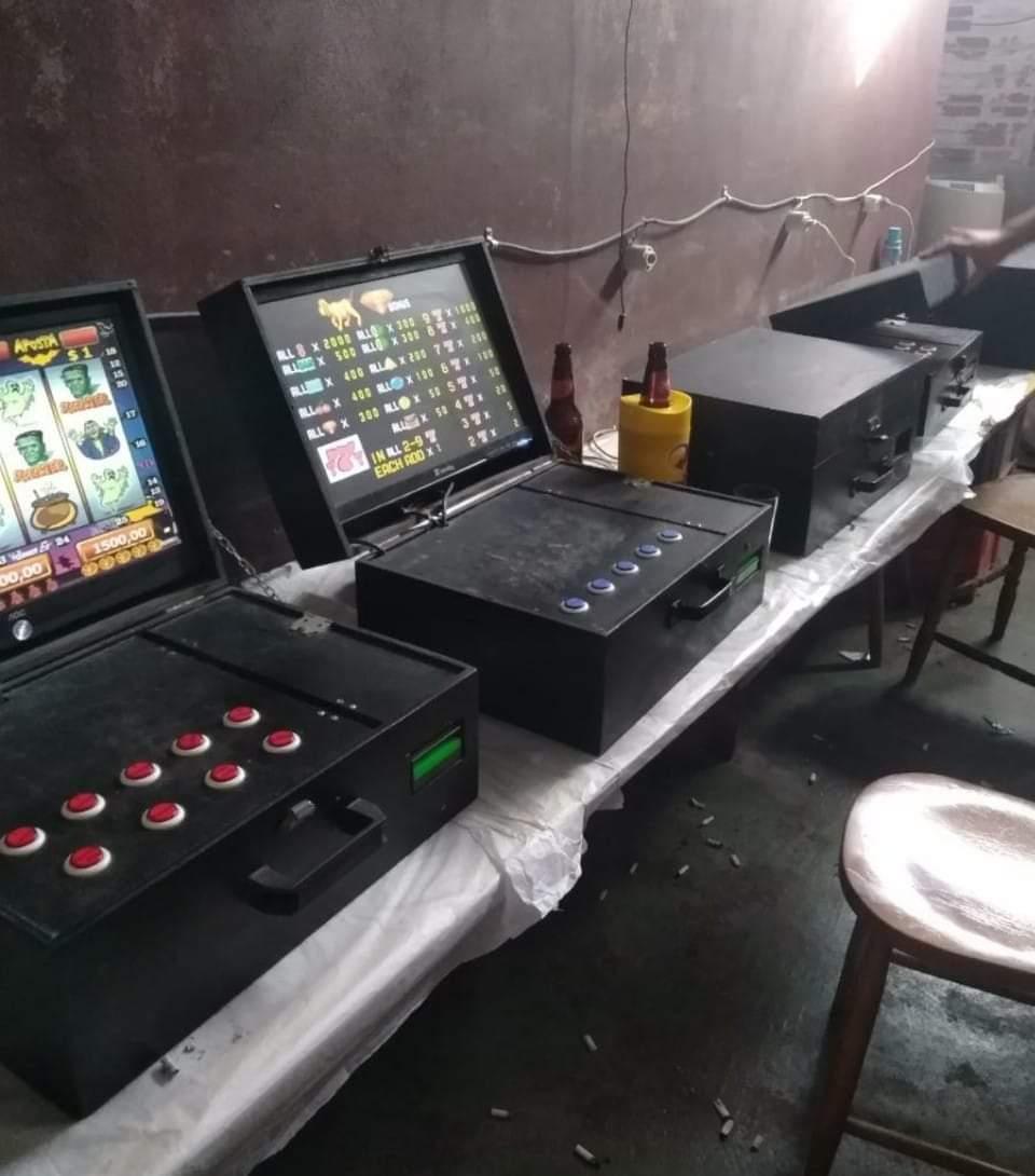 Brigada Militar apreende máquinas de jogos de azar em Fontoura Xavier