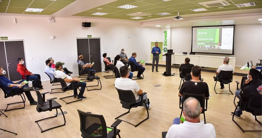 Transmissão virtual finaliza Assembleias 2020 da Sicredi Botucaraí RS/MG