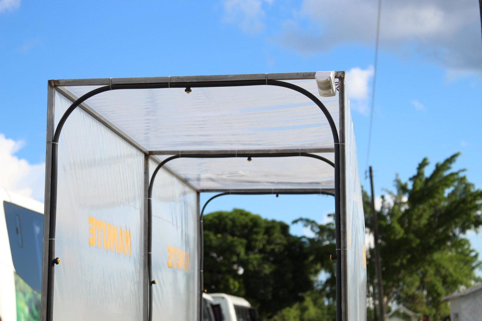 Prefeitura de Passo Fundo cancela compra de cabines de sanitização corporal