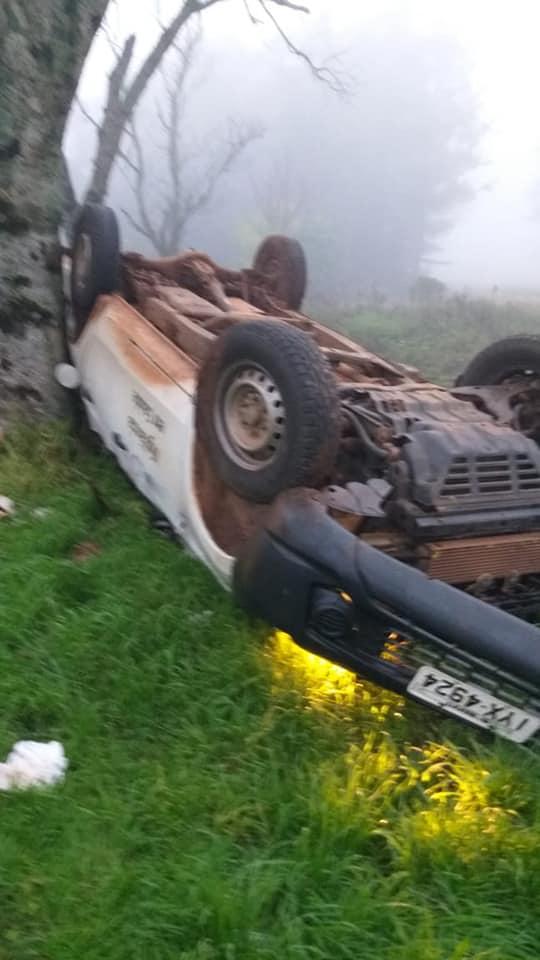 Servidor municipal de Ibirapuitã é vítima fatal de acidente na ERS 223 entre Ibirubá e Cruz Alta