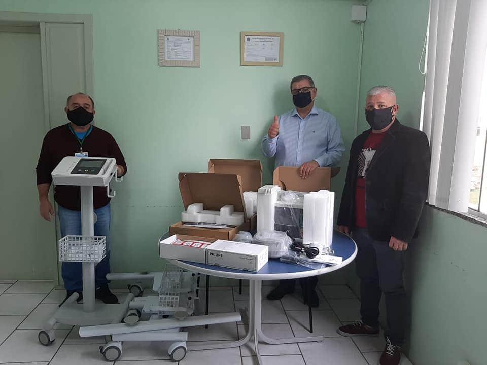 Hospital de Caridade Frei Clemente recebe novos equipamentos