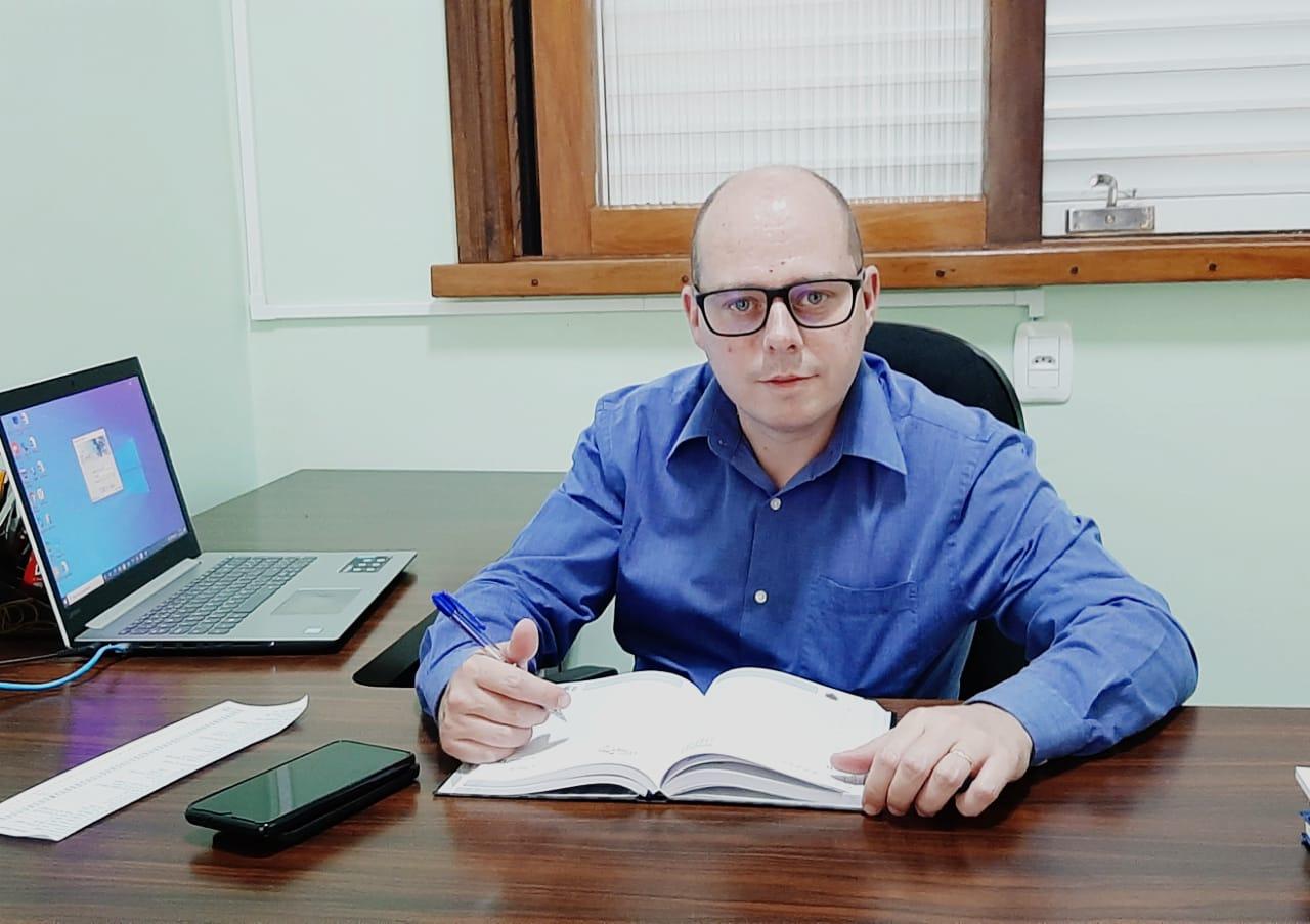 Marcelo Padoin Canazaro é o novo Administrador do Hospital São Sebastião
