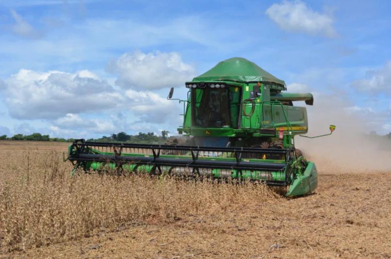 Colheita da soja atinge 98% na região Norte do Rio Grande do Sul