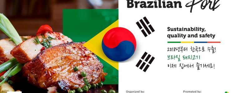 De olho em potencial de aumento das exportações,   ABPA promove campanha de imagem na Coreia do Sul