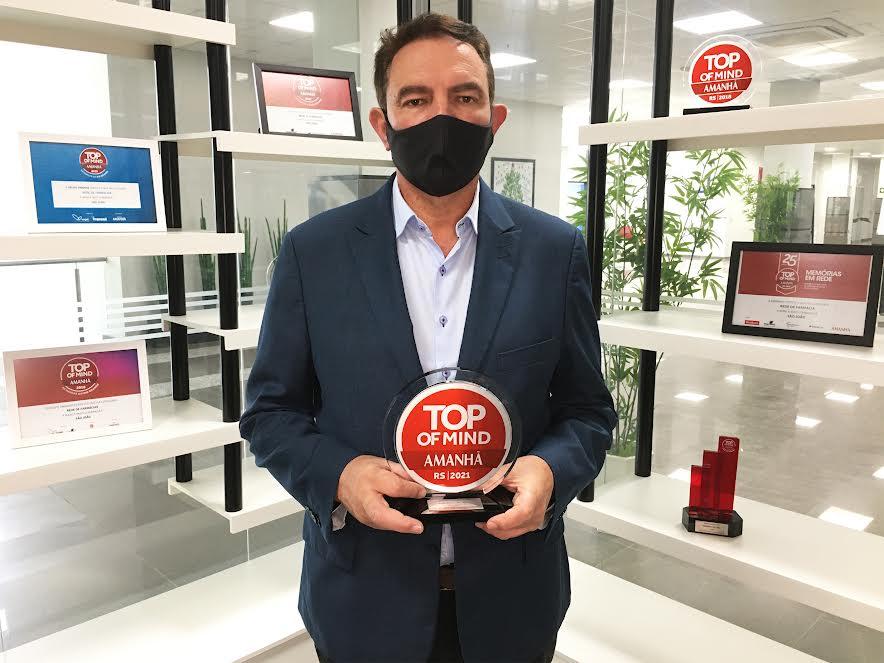 Rede de Farmácias São João é uma das cinco maiores marcas do RS
