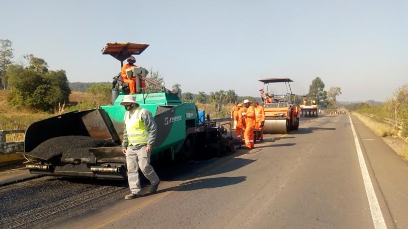 Tiveram início na última semana as obras na RSC-153 entre Barros Cassal e Vera Cruz