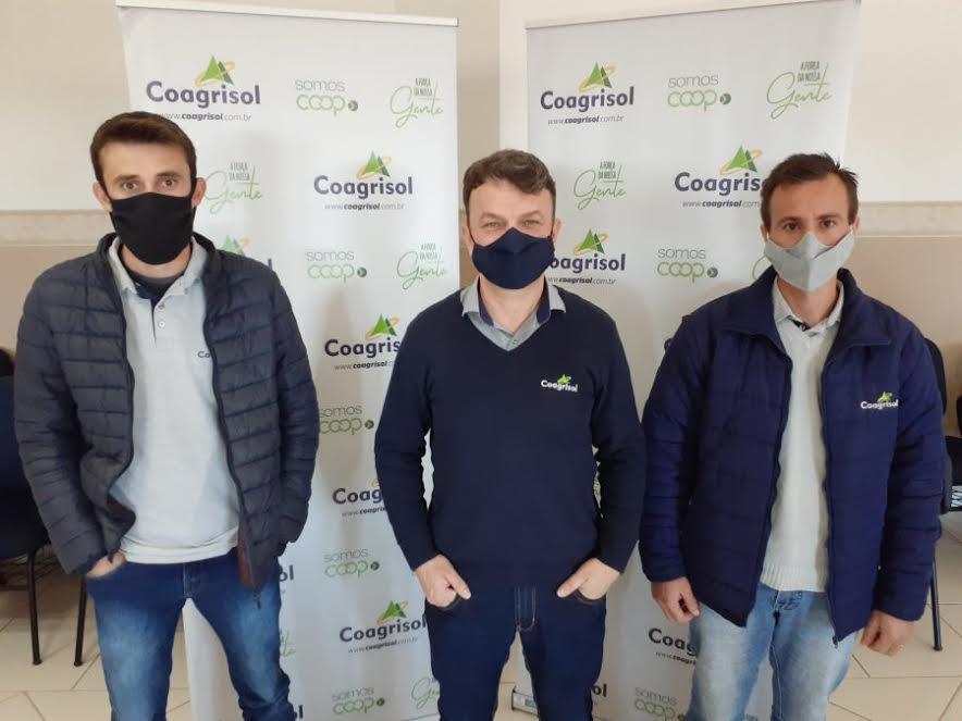 Coagrisol realiza Rodada de Negócios para aquisição de insumos para as lavouras