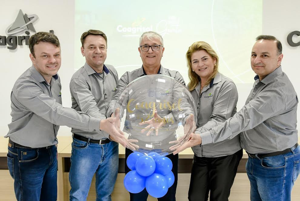 Coagrisol celebra 52 anos de história e reúne conselheiros em evento comemorativo