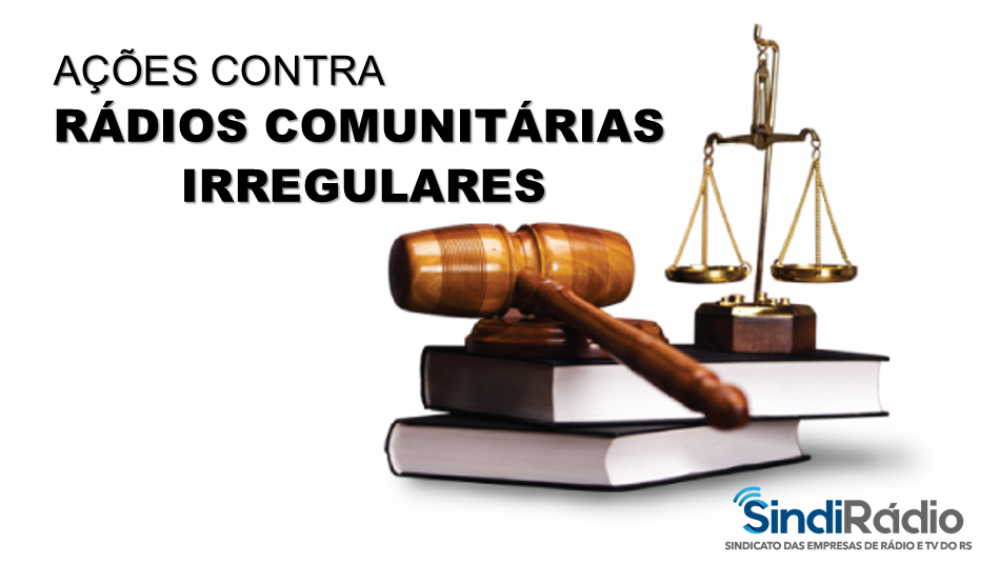 Justiça concede ao SindiRádio acórdão favorável em ação contra rádio comunitária de Getúlio Vargas