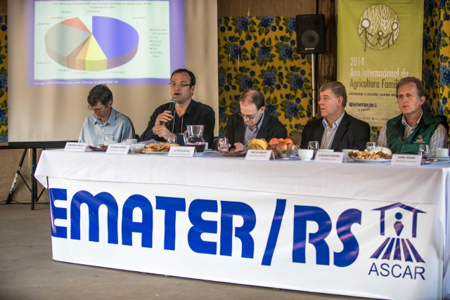 Emater projeta nova supersafra e crescimento de 2,82% na produção de grãos