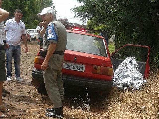 Homem mata a esposa e após tenta o suicídio em Ibirubá
