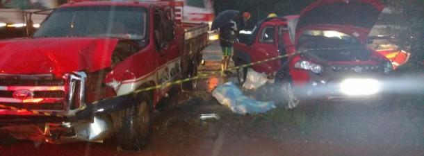 Acidente de trânsito na ERS 153 mata uma mulher em Ernestina