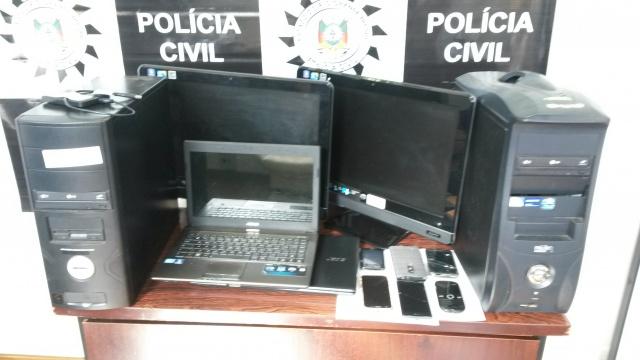 Operação contra crimes cibernéticos é deflagrada em Ibirubá