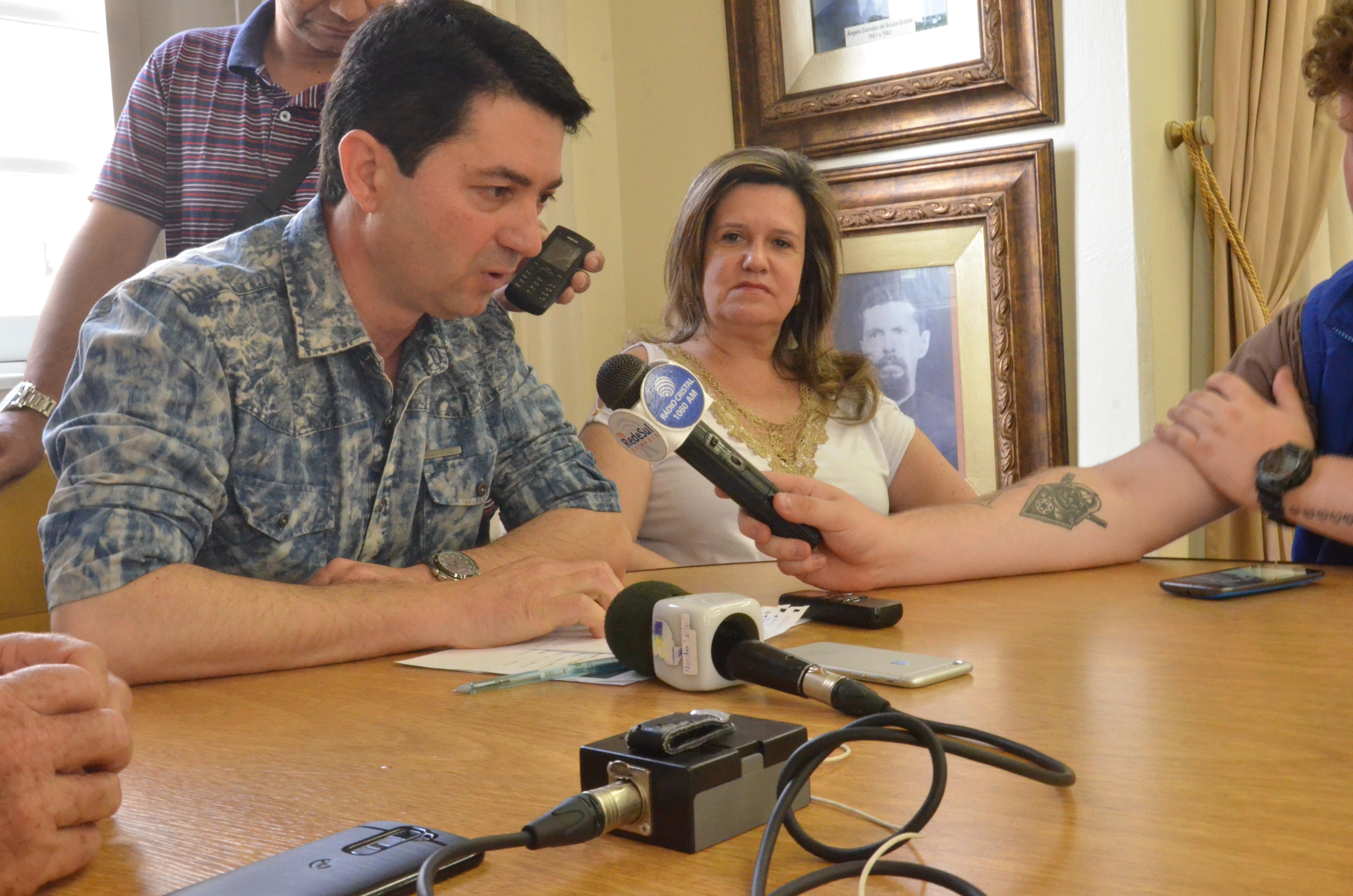 Cattaneo fala sobre ação eleitoral e garante lutar para reverter cassação