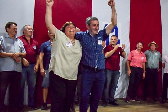 Rogério Fachinetto vence eleições em Arvorezinha