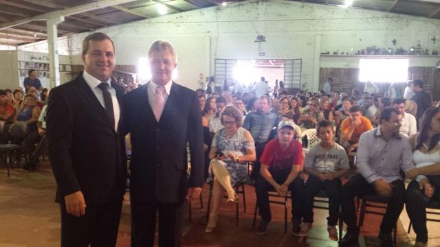 Prefeito e Vice de Campos Borges tem diplomas cassados pela Justiça Eleitoral