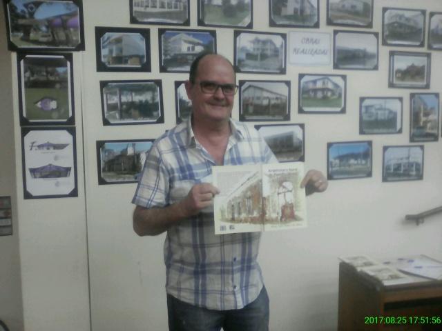 Exposição de arquitetura é realizada em Soledade