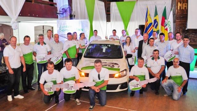 Promoção Juntos Somos Mais realiza primeiros sorteios dos 12 automóveis na próxima sexta-feira