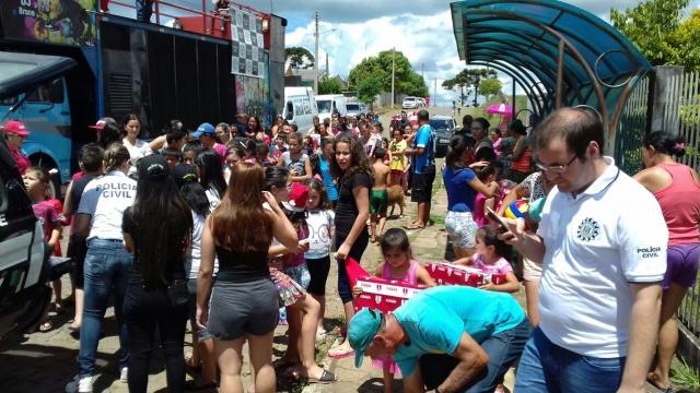 Campanha Natal Solidário distribui mais de 3.000 brinquedos às crianças de Soledade