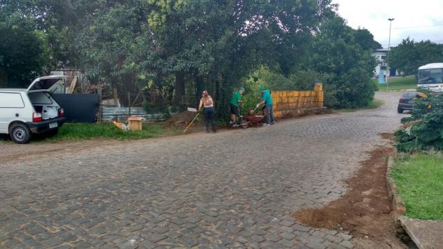 Associação sopro da vida realiza mutirão para limpeza e embelezamento nos bairros de Soledade