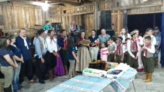 Projeto Cultural Garimpando a Tradição acontecerá no Rancho 4 Rodas