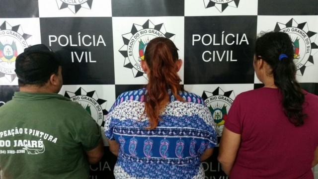 Polícia Civil desencadeia operação e efetua prisões em Tapera