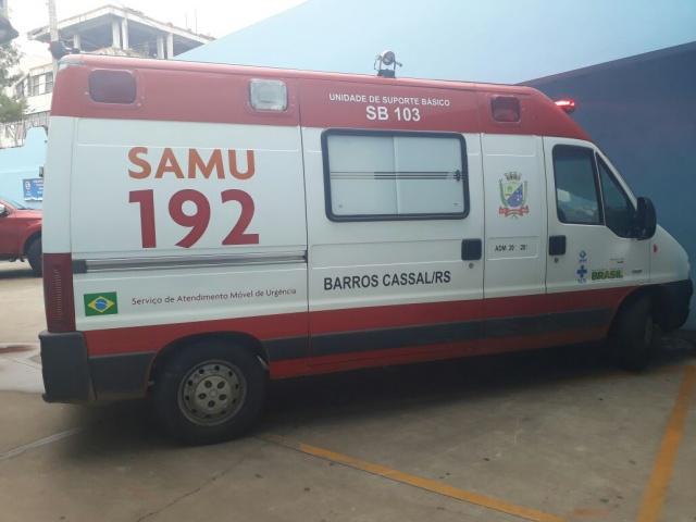 Idoso morre e cinco ficam feridos após colisão no trecho entre Barros Cassal e Gramado Xavier