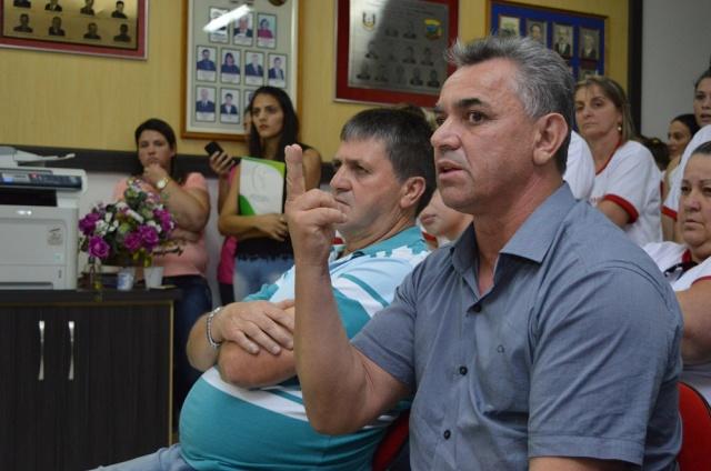 Prefeito de São José do Herval assume o Conselho Fiscal da AMASBI