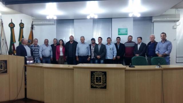 AVASBI realiza sua primeira reunião após composição da nova diretoria