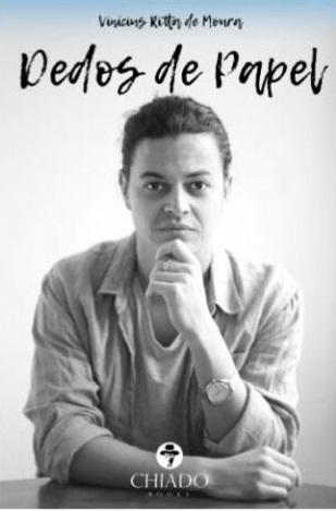 Jornalista de Carazinho lança obra literária em Portugal
