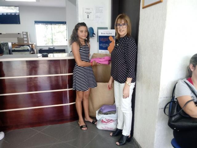Cartório Joana Malheiros lança campanha em prol das mamães e bebês carentes do HCFC de Soledade