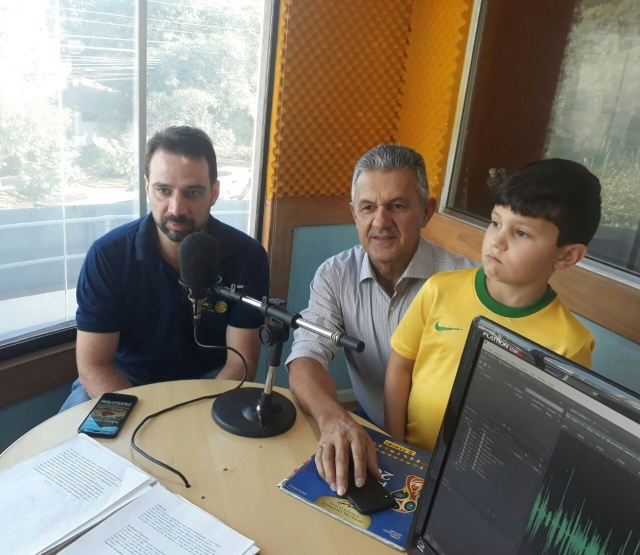 Rotary Clube Soledade lança mais uma campanha de Alimentos e Cobertores