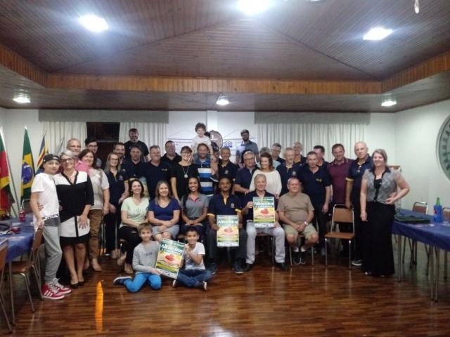 Rotary Clube Soledade quer arrecadar mais de 10 toneladas de alimentos em mais uma campanha