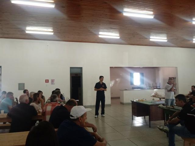 Organização da Exposol 2018 realiza almoço com a imprensa