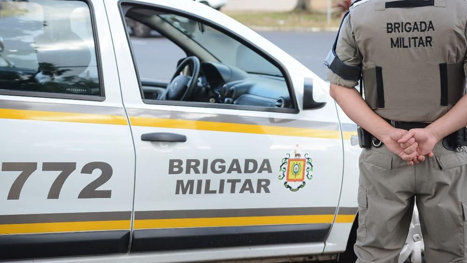 Brigada Militar cumpre mandado de prisão em Carazinho