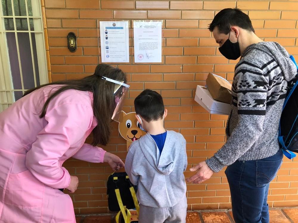 Escolas particulares de educação infantil retomam aulas presenciais em cidades do RS