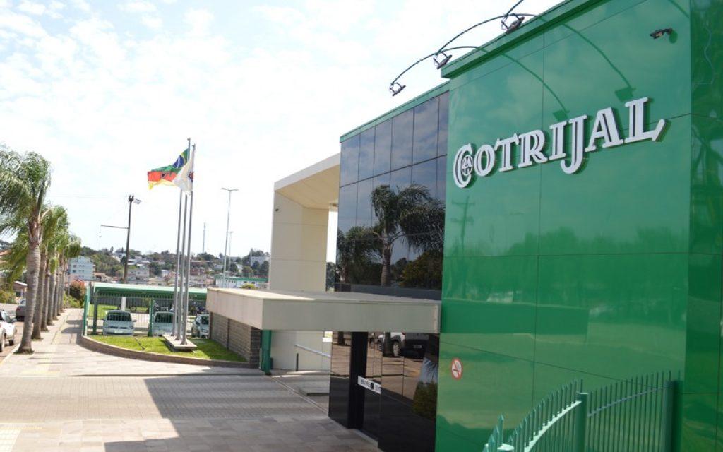 Cotrijal está mais uma vez entre as 100 maiores empresas do Agro no Brasil