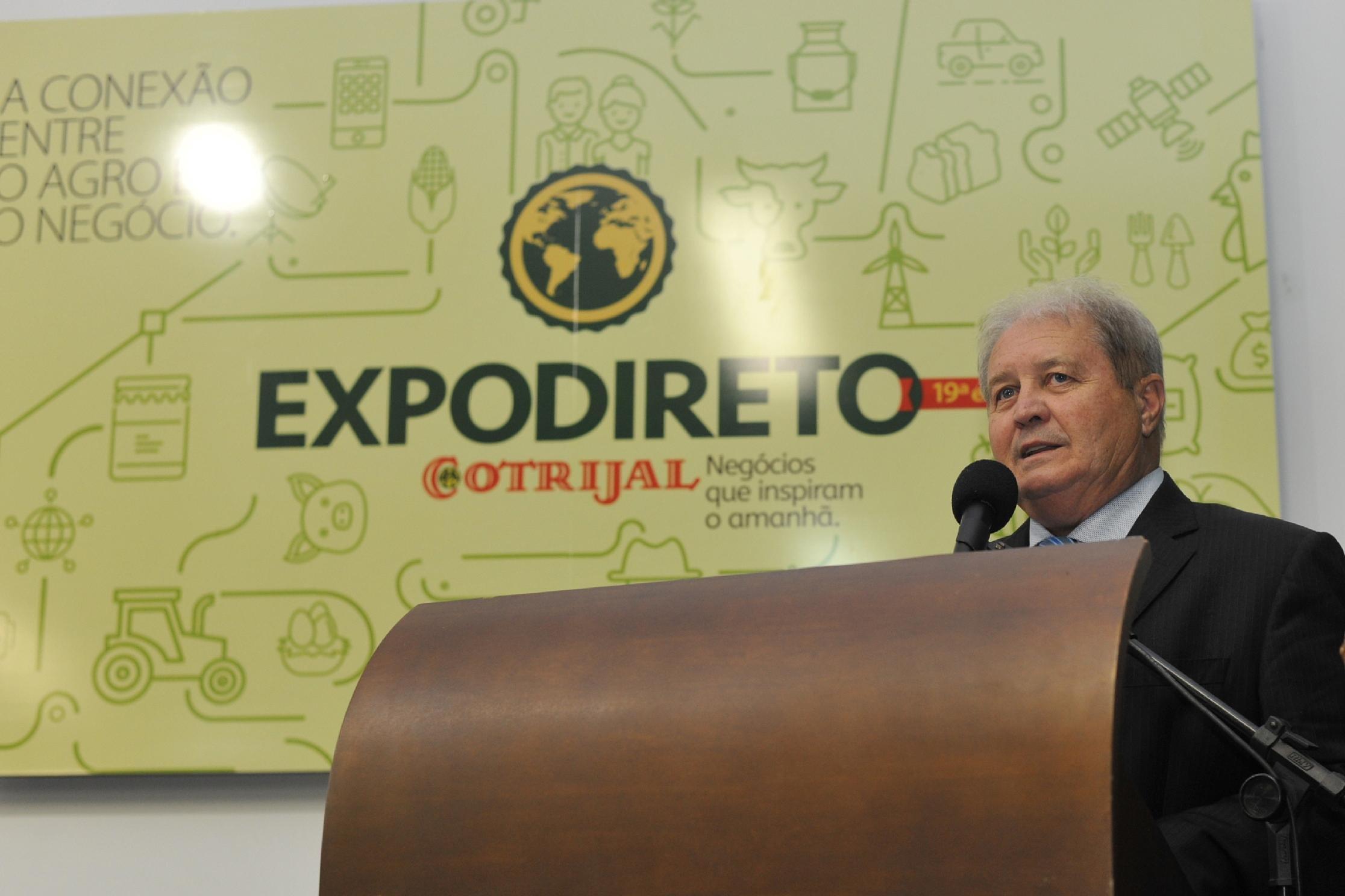 Presidente da Cotrijal explica motivo do cancelamento da Expodireto 2021