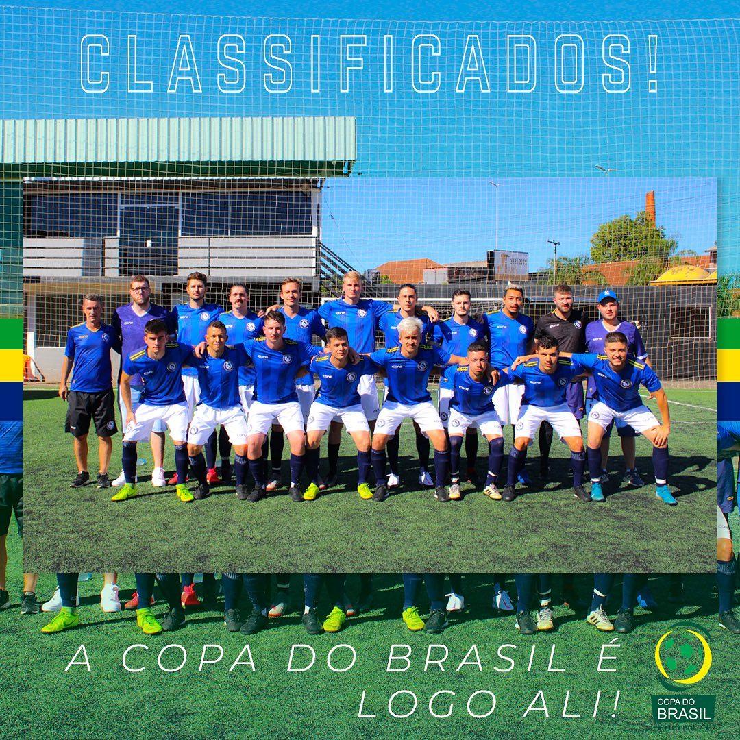 Bilidoso de Não-Me-Toque garante vaga na Copa do Brasil de Futebol 7