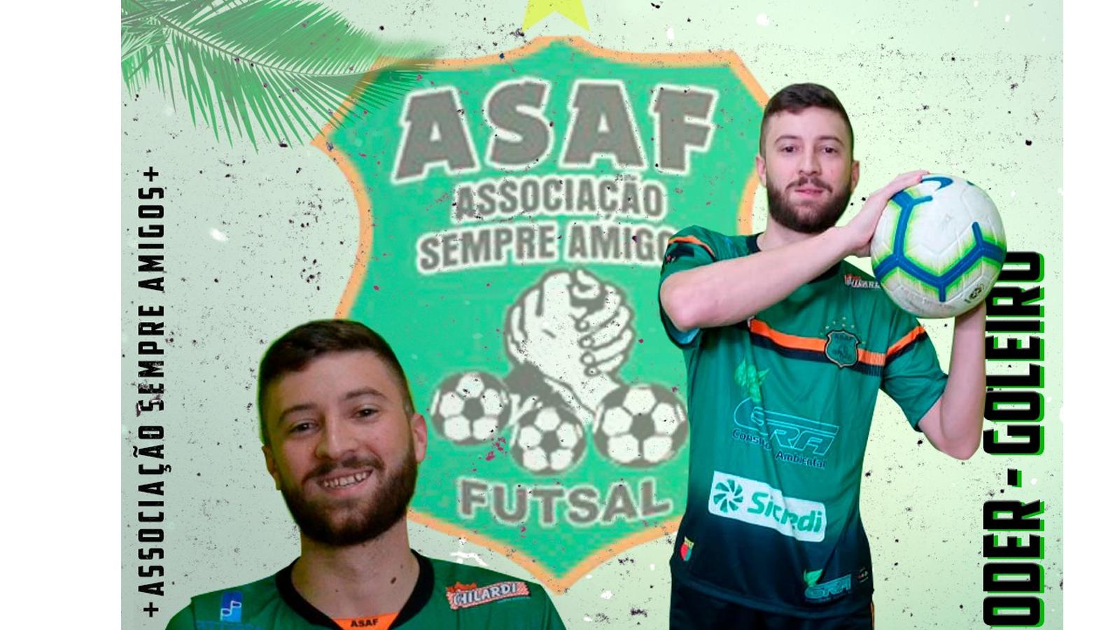 Goleiro não-me-toquense entra na Seleção da Copa Sul-Riograndense de Futsal