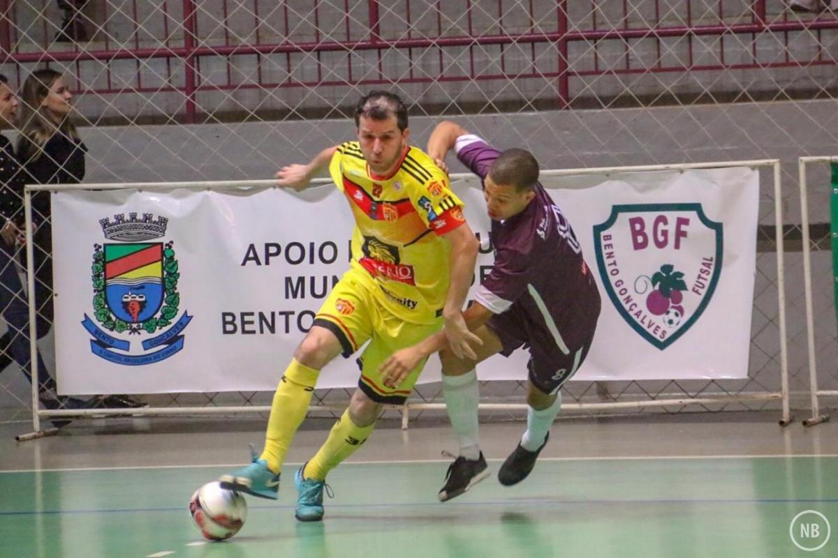 Liga Gaúcha de Futsal e FGFS confirmam unificação