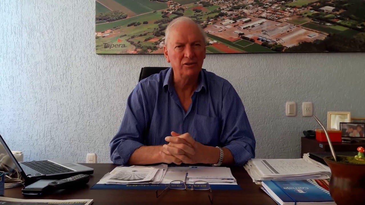 Irineu Orth é eleito 2º diretor-administrativo da Aprosoja Brasil