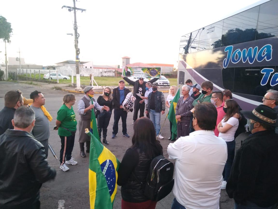 Voto impresso nas próximas eleições é uma das principais reivindicações do Movimento Brasil Verde e Amarelo