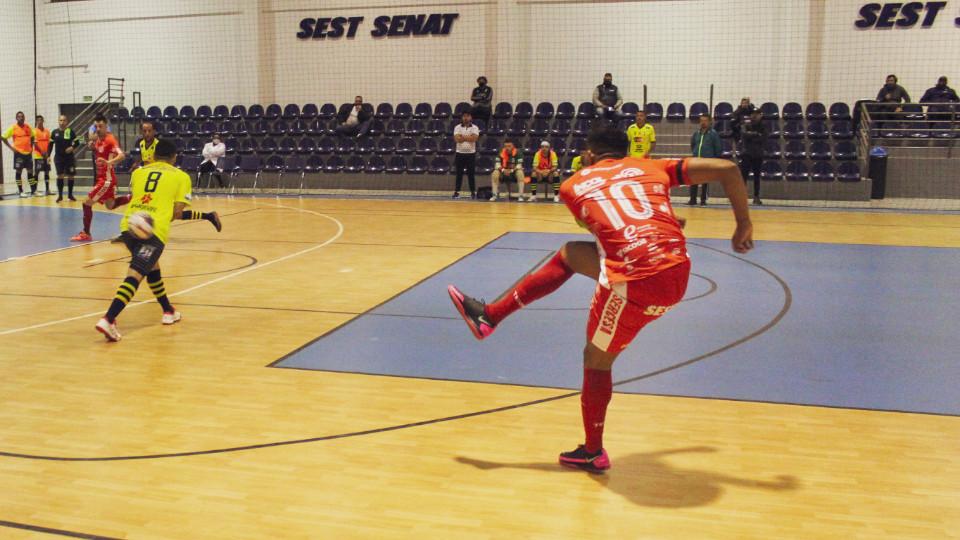 Sercesa e Guarany vencem na rodada da Taça Farroupilha Planalto de Futsal