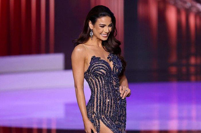 Gaúcha Julia Gama fica em segundo lugar no Concurso Miss Universo
